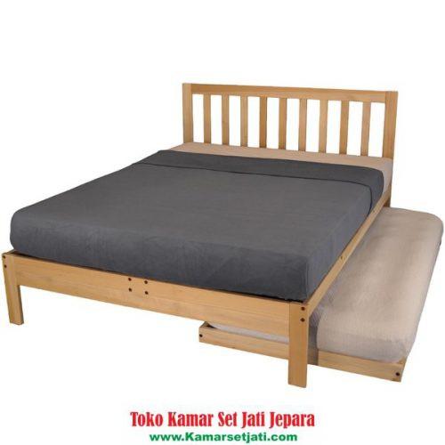 Tempat Tidur Busa Minimalis