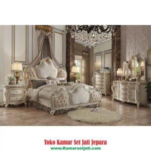 Kamar Set Mewah Klasik Model Eropa