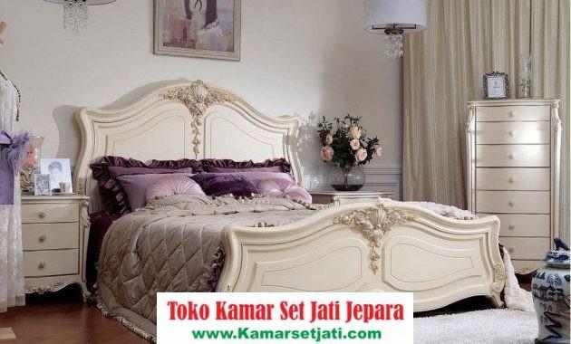 Set Kamar Tidur Mewah Modern Terbaru 2021