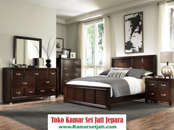 jual kamar set minimalis sederhana