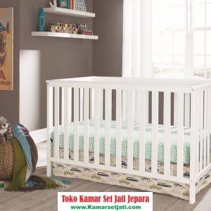 jual ranjang bayi minimalis sederhana