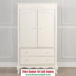 lemari pakaian minimalis desain terbaru