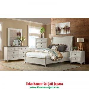 set kamar tidur minimalis modern simple