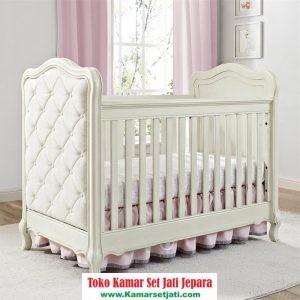 tempat tidur bayi mewah terbaru