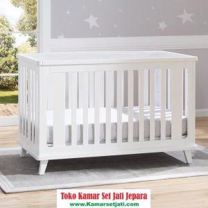tempat tidur bayi minimalis harga murah
