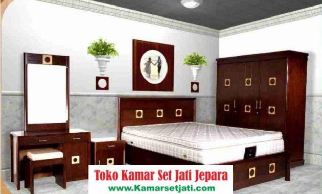 Harga Kamar Set Minimalis Kayu Jati